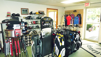Golf Clubs in stock at Blue Ridge Country Club