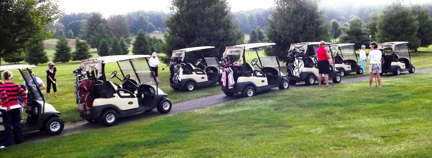 Ladies' Day at Blue Ridge Country Club - Galax, Virginia